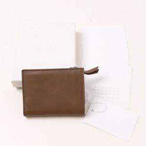 メゾンマルジェラ Maison Margiela  二つ折り財布 ベージュ [全国送料無料]r017538