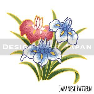 和柄 Japanese Pattern  0039-I