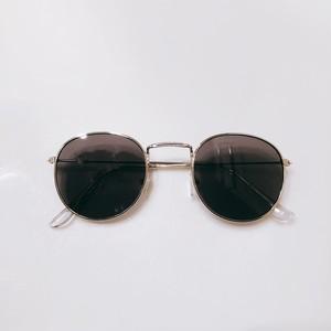 Eyewear♡ラウンド04  ブラック