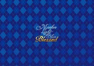 舞台「 MARKER LIGHT-BLUE Blessed」パンフレット【ODDP-012】