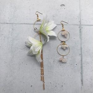 Flower ピアス
