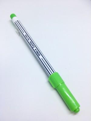 Dong-a Stripe Sign Pen LightGreen