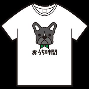 おうち時間Tシャツ(ブリンドル)