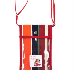 カープコラボ2020 チケットホルダー(ヒロシマ カープ スリーズ ルージュ/HIROSHIMA CARP Cerise Rouge )
