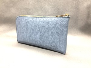 SHOZO Wallet (Soft Shrink): Sky Blue