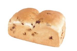 レーズンの食パン 2斤
