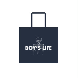 """BOY'S LIFE""トートバッグ"