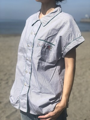 blouse / French sleeve