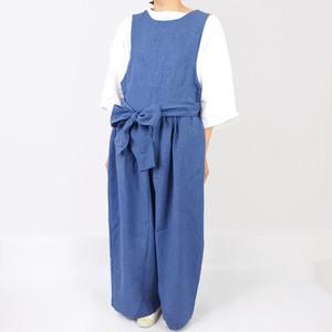 リボンサロペット / ブルー