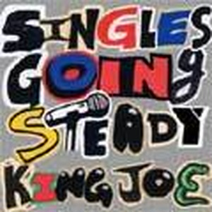 【中古 未開封 書籍】KING JOE キングジョー / SINGLES GOING STEADY (BOOK)