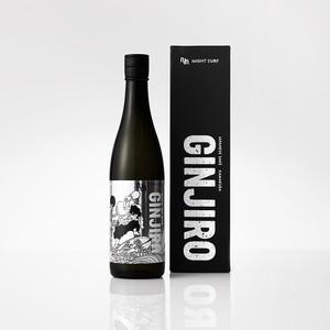 NIGHT SURF 純米吟醸 鎌倉 ''GINJIRO'' 720ml 日本酒