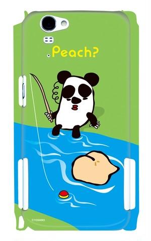 AQUOS PHONE ZETA SH-01F自称パンダ(peach?)