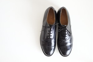 Canadian Military Cap Toe Service Shoes カナダ軍サービスシューズ 8.5E