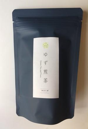 【ティーバッグ】ゆず煎茶 7個入り