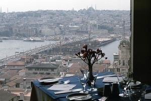イスタンブールの町並み