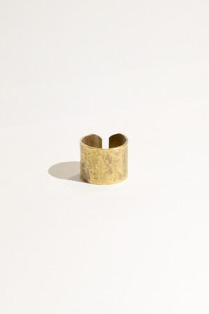 【grün⁺】真鍮RING BRASS