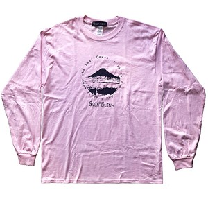Goin' Blind Long Sleeve Tee (JFK-018) - Pink