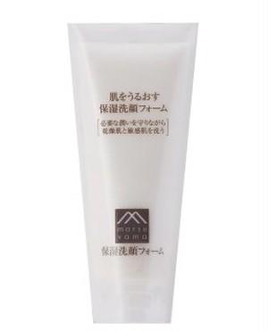 松山油脂 M mark 肌をうるおす保湿洗顔フォーム 100g