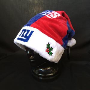 NFL ニューヨーク ジャイアンツ NEW YORK GIANTS SANTA HAT XMAS サンタハット ニットキャップ  1269