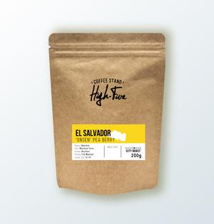 珈琲豆200g/エルサルバドル温泉ピーベリー