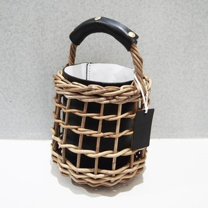 [ 20SS Collection ]  Reversible mode Basket  #Black×White