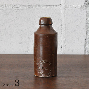 Vintage Pottery Bottle 【3】/ ポタリー ボトル / n3-1806-0084-05