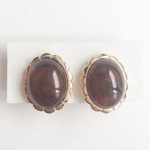 """AVON"" Turtle Bay earring[e-964]"