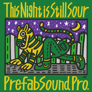 Prefab Sound Pro「This Night is Still Sour EP」12inch Analog