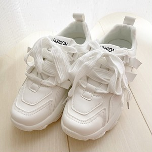 white design sneakers[6/17n-27]在庫限り