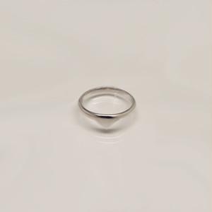 【silver925】triangle ring(受注)