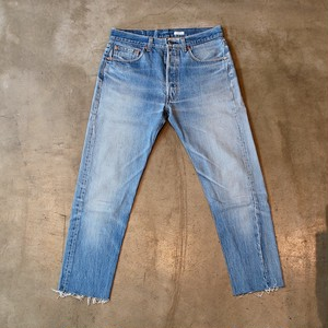 OLD PARK U.S TAPERED JEANS