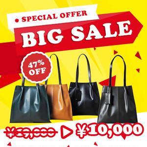【イタリア製本革】 Petal bag 【日本未発売】