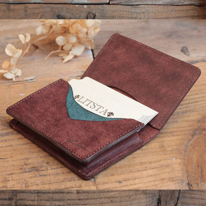 Name Card Case / D BROWN (プエブロ)