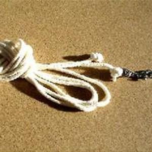 オリジナルロングリード(長さ5m、直径8mm)