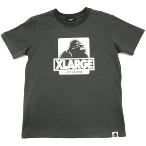 XLARGE エックスラージ ブラシプリントOGゴリラTシャツ  9411210-43