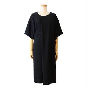 メゾンマルジェラ ( Maison Margiela ) アシメトリードレス ブラック