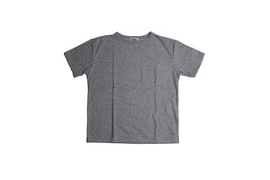 mas.×EACHTIME. PILE T-SHIRT Heather gray