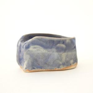 【一点物陶器】今泉美恵/船のようなお風呂のような陶器