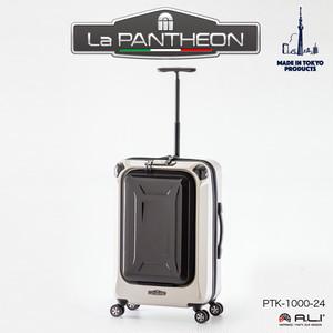 【4〜5泊用】La PANTHEON PTK-1000-24 【手荷物預け無料サイズ】