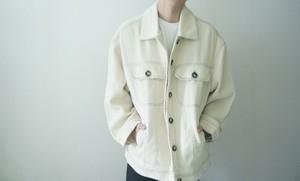 White Coverall (White)