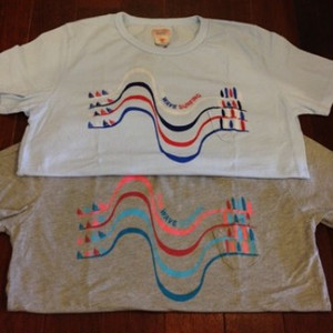 "SUNNY SPORTS/サニースポーツ | 【超特価SALE!!!】 "" FUN WAVE "" POCKET T-SHIRTS"