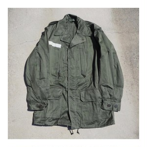 Dead Stock 1970's French Military M64 Field Jacket