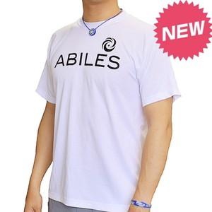 ABILES POWER Tシャツ[白]