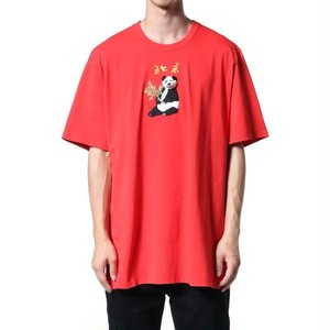 【doublet】PUPPET ANIMAL EMBROIDERY T-SHIRT 20AW31CS161