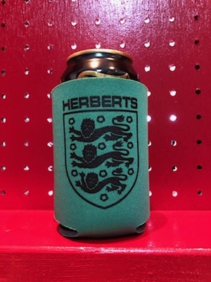 HERBERTS 缶クージー NEON GREEN