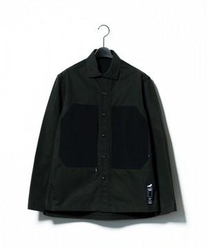 MofM(man of moods/マンオブムーズ) snowpeak x MofM フィールドシャツジャケット