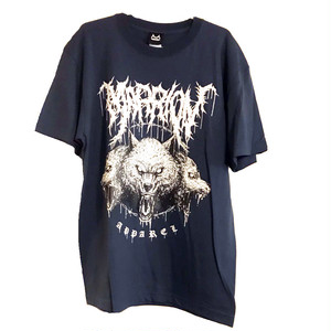 【予約入荷6/20前後】Dogs like wolves Tee Ver.2