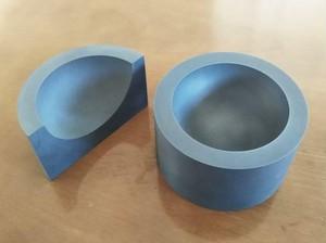 国産カーボンモールド 内径82㎜ 正球/半球 セット