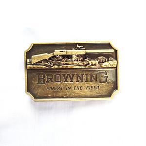 BROWNING ブラウニング バックル ベルト 単品 442