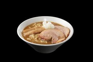 大山鶏の中華そば3食入(チャーシュー、メンマ入) 浅草開化楼さなだ特注麺